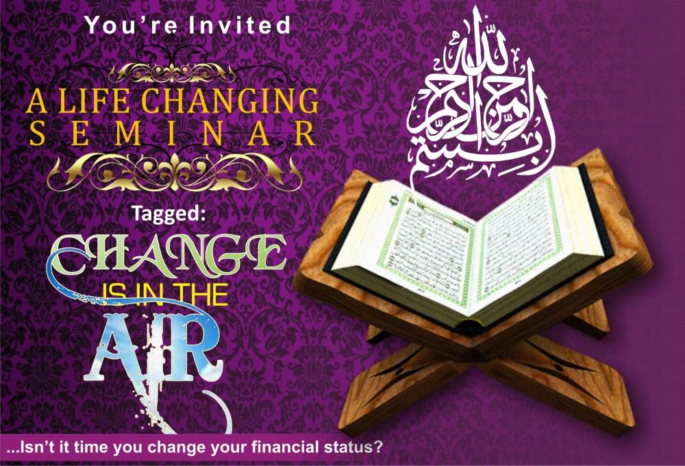 Muslim Seminar