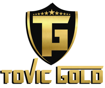 Tovic Gold Logo